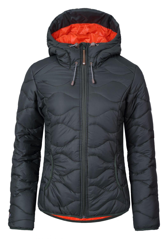 Details zu Icepeak TAIKA Damen Jacke ANTIKGRÜN Winterjacke UVP99,99